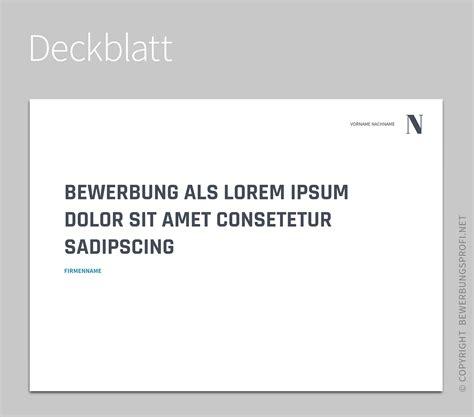 Bewerbung Deckblatt Erstellen Openoffice Bewerbung Vorlage Novus Quer Bewerbungsprofi Net
