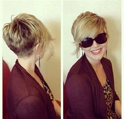 pixie cut longer in front cute pixie with long bangs hot mama style pinterest