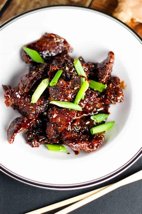 Beef Steak Spicy Rice foolproof mongolian beef platings pairings
