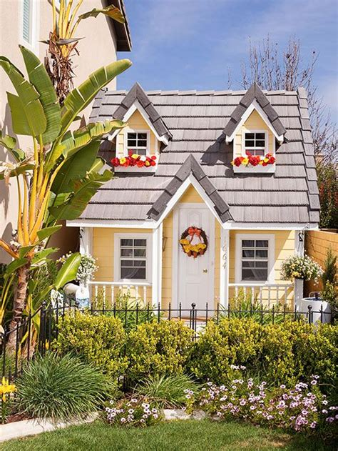 better homes and gardens backyards 17 best images about playhouse outdoors on pinterest