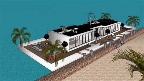 houseboat uae exclusive floating houseboat with underwater bedroom uae