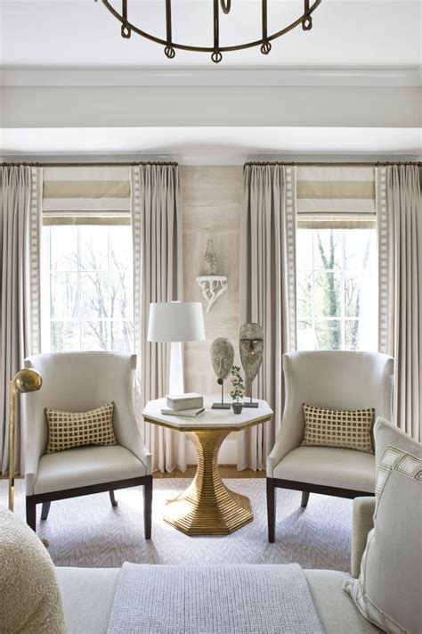 curtains for a beige room home dramatic drapery quintessence parisienne