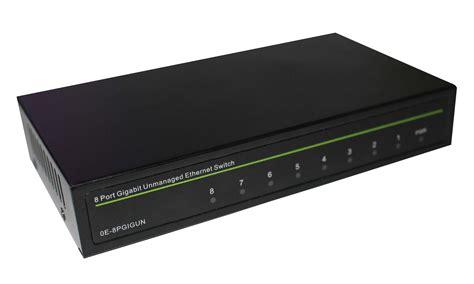 8 gigabit ethernet switch 8 gigabit unmanaged ethernet switch w box technologies