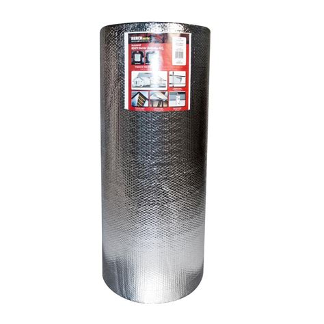 Wrap 2 X 125 M reflectix 48 in x 125 ft heavy duty perforated radiant