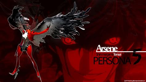 Persona 5 Takamaki Iphone All Hp 1 arsene persona 5 wallpapers hd high quality