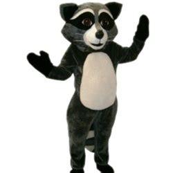 randy raccoon mascot rental