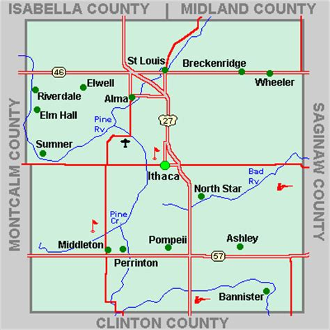 Gratiot County Records Gratiot Co Migenweb