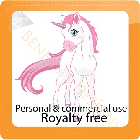 Royalty Free Clipart For Commercial Use items similar to commercial use unicorn clip royalty