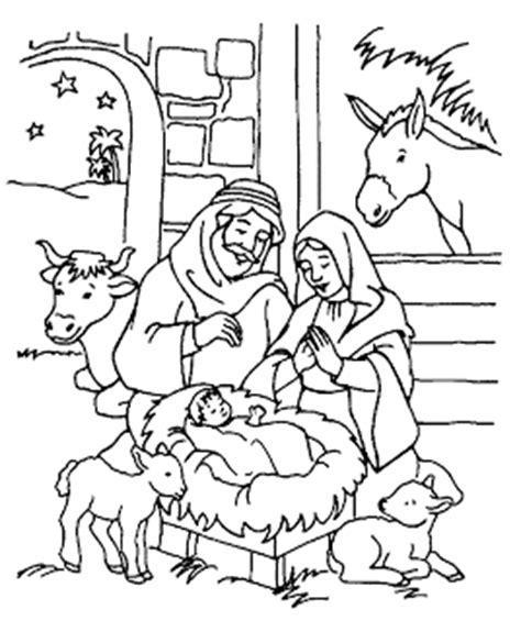 imagenes el nacimiento de jesus para colorear dibujos para colorear del nacimiento de jesus dibujos