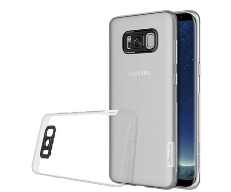Nillkin Englon Leather Cover Samsung Galaxy S8 S8 Plus nillkin nature series tpu for samsung galaxy s8 plus s8
