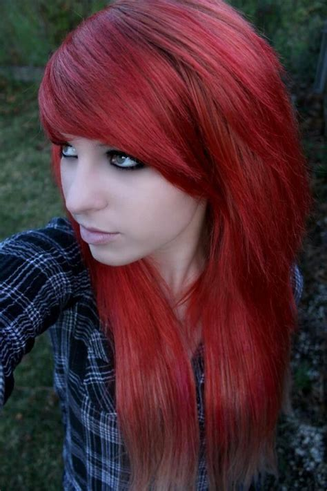 emo hairstyles in a ponytail 13 cute emo hairstyles for girls being different is good
