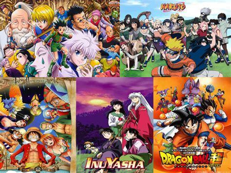 anime terbaik   tayang  stasiun tv