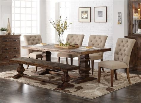 dining table trends       stay