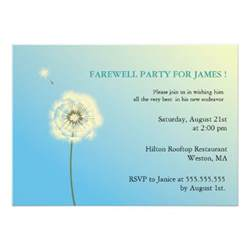 204 farewell invitations farewell announcements invites zazzle