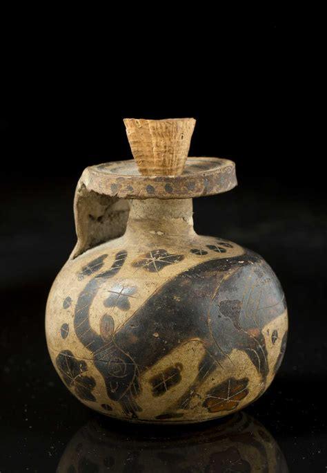 Attic Vase by Attic Miniature Vase