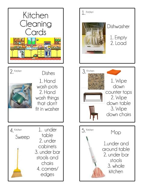 chore cards chore flip charts tips from a typical mom