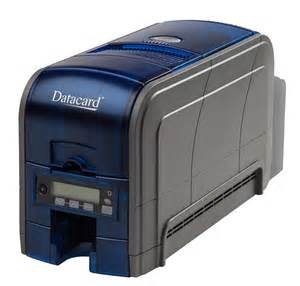 datacard sd260 card printer secure card issuance and badging applications
