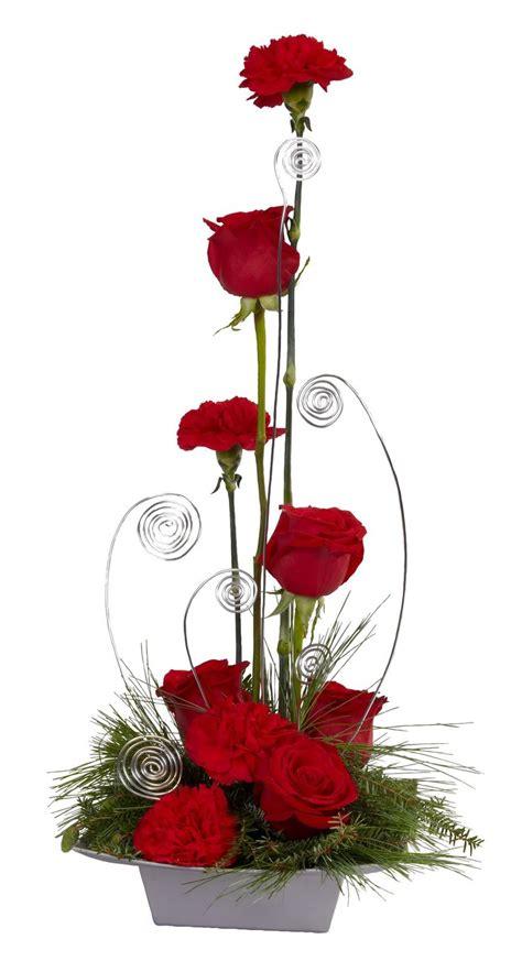 modern flower arrangements for church