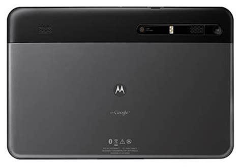 motorola xoom wi fi + verizon wireless tablet pc review