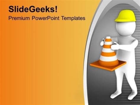 Microsoft Powerpoint Templates Safety Best Photos Of Safety Ppt Template Safety Powerpoint Templates Construction Powerpoint