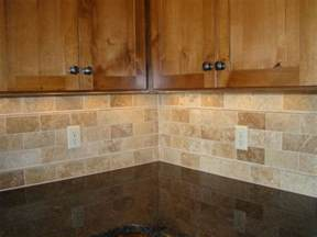 Travertine Kitchen Backsplash by Backsplash Tile Subway Travertine Mom And Tim S New