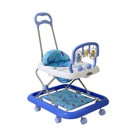 Baby Walker 1858 jual family fb 1858 baby walker biru harga