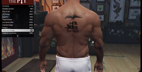 expendables tattoo the expendables gta5 mods
