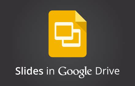 google drive blog: create, edit and present with google