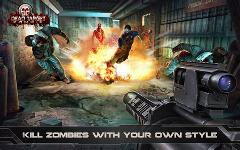 download game dead target mod for android android game 18 dead target zombie v1 7 1 mod