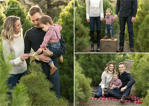 Holiday Family Portraits Mini Sessions Christmas Tree