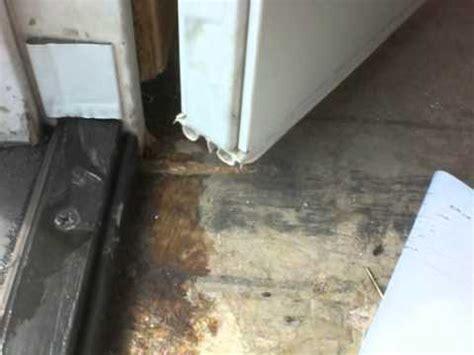 garage door leaks door leaks water into home 1 of 2