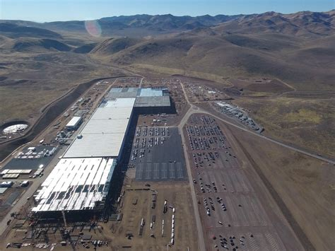 House Building Estimate by Tesla Gigafactory Update 31 New Permits 2x In Size 2170