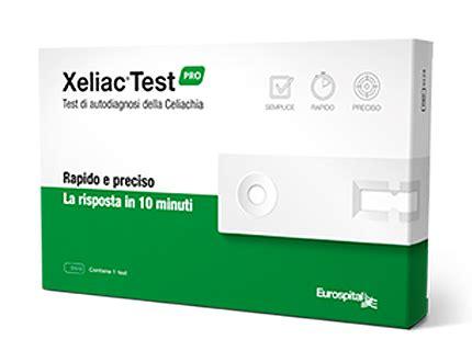 test celiachia prezzo 10 buoni motivi per fare il test per fare il xeliac 174 test pro