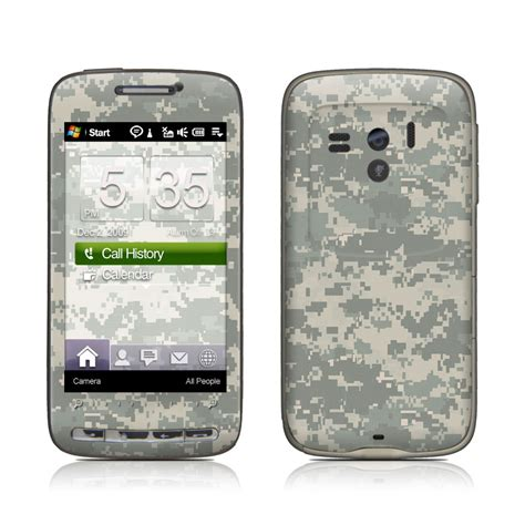 htc touch 2 themes htc touch pro 2 skin acu camo by camo decalgirl