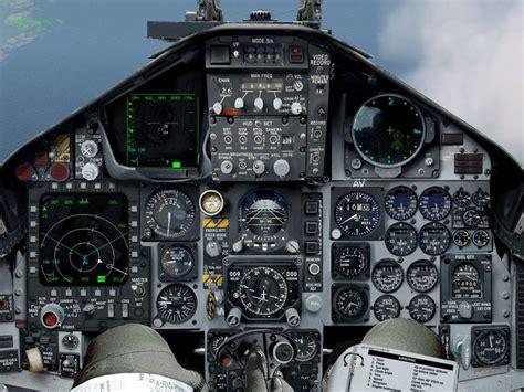 F-15C Eagle F 15 Cockpit