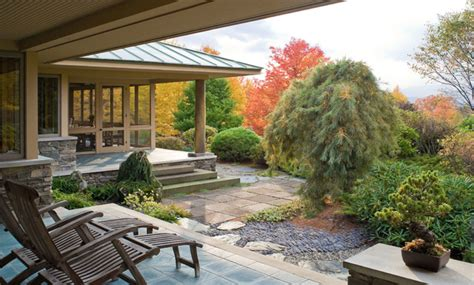 home and landscape design inc home in a meadow asian landscape burlington by