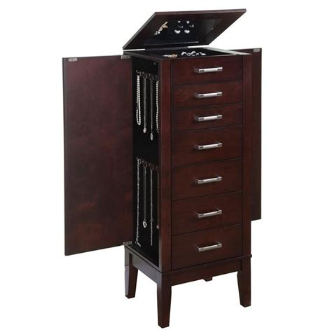 jewelry armoire contemporary 17 best images about jewelry armoires on pinterest wall mount cherries and girls