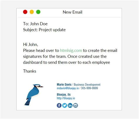 free html email template generator 7 best email signature tools generators free