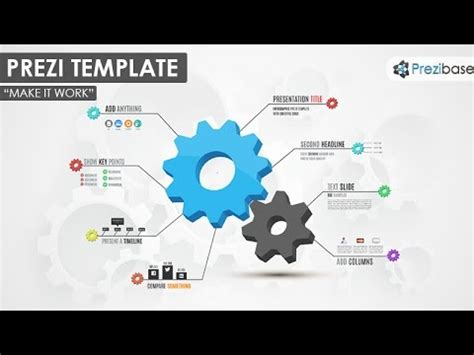 how to make a prezi template make it work prezi template