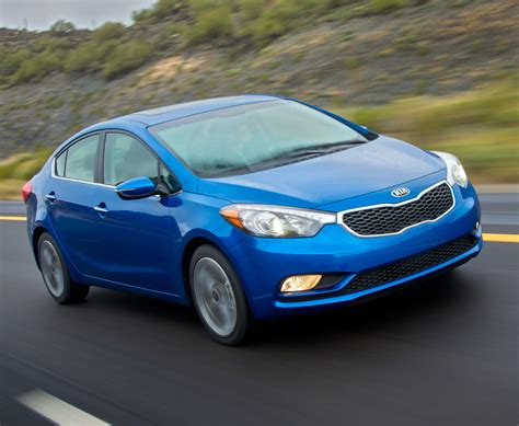 kia forte test drive review cargurus