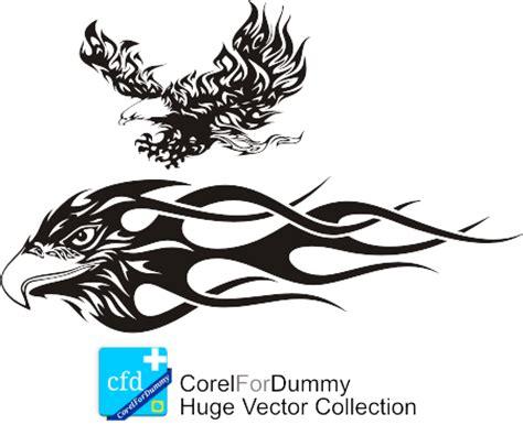 triball eagle vector | corel draw tutorial and free vectors