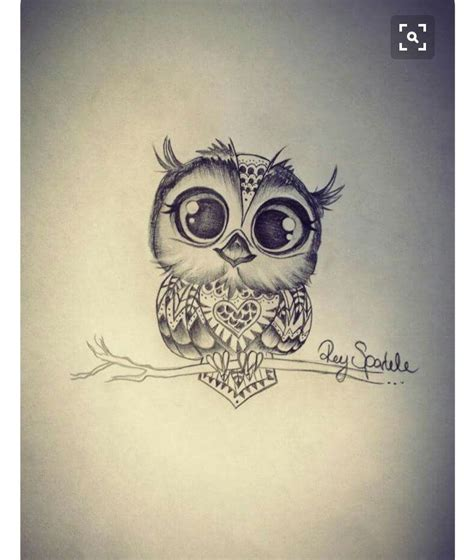 baby owl tattoo designs pin by hennessey on owls hooty who