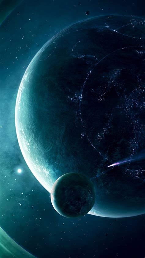 halo planet wallpaper  iphone