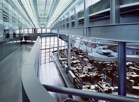 bmw factory zaha hadid 10 gorgeous functioning factories flavorwire
