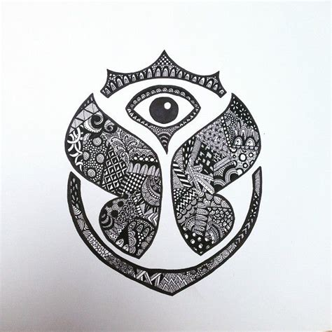tattoo fest logo imagen de logo de tomorrowland samarretes pinterest