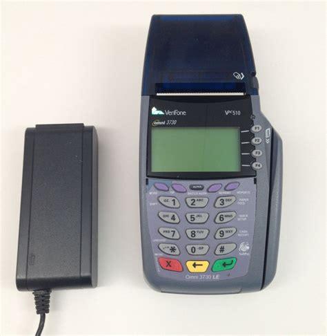 omni vx verifone vx510 omni 5100 point of sale credit card