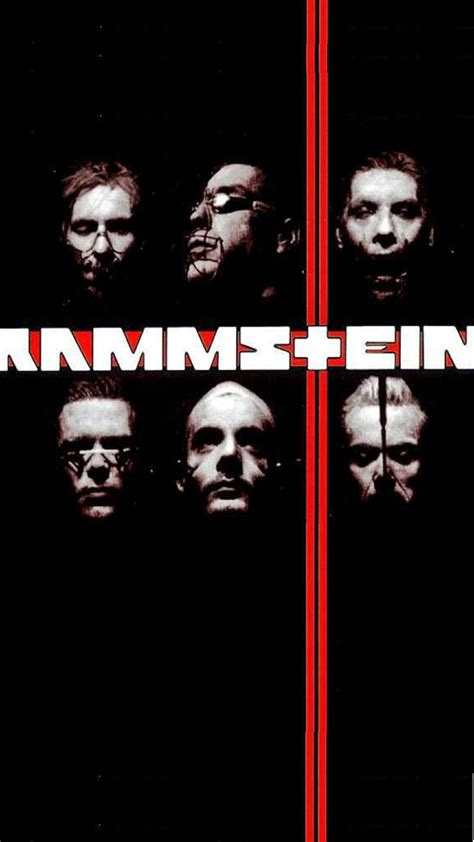 wallpaper android band rammstein rock band android wallpaper free download