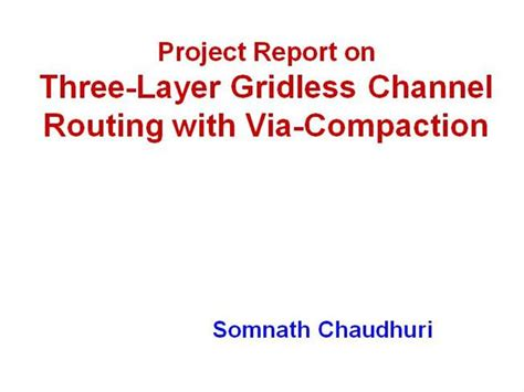 powerpoint templates for vlsi vlsi routing authorstream
