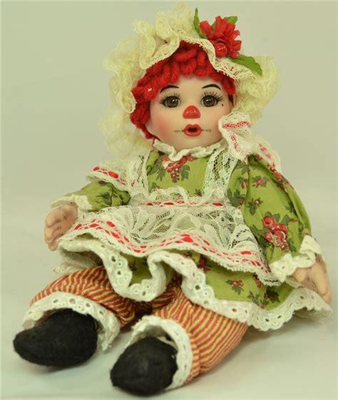toys r us porcelain dolls osmond porcelain doll morning raggedy