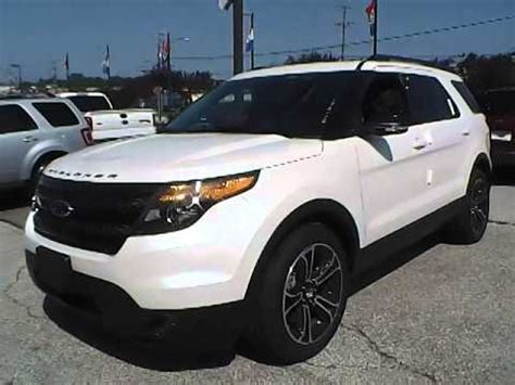2015 ford explorer sport for sale cleveland ohio youtube